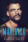 Cover Reveal: MAVERICK by KARINA HALLE