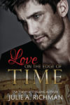 Cover Reveal: LOVE ON THE EDGE OF TIME by JULIE RICHMAN