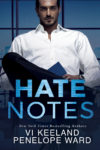 Cover Reveal: HATE NOTES by VI KEELAND and PENELOPE WARD