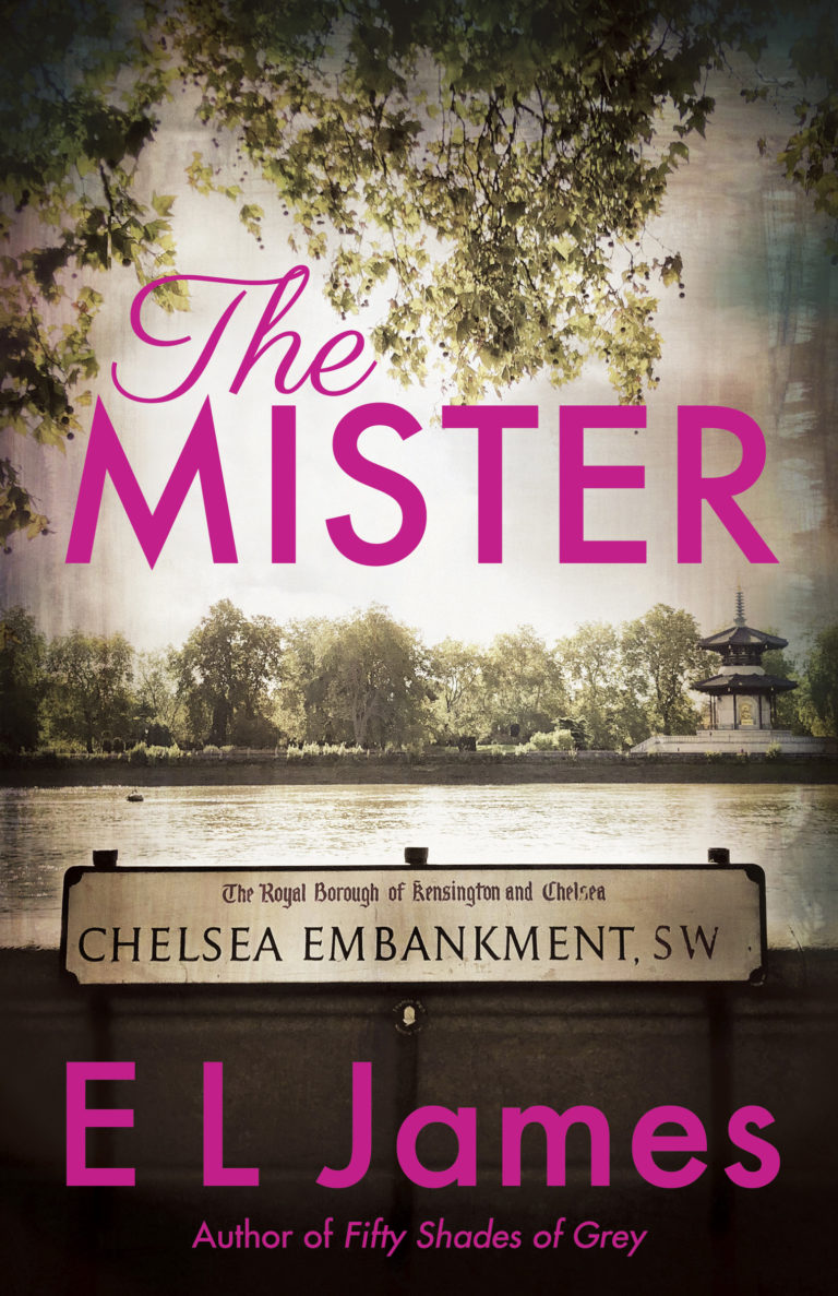 Release Day Blitz: THE MISTER by E.L. JAMES
